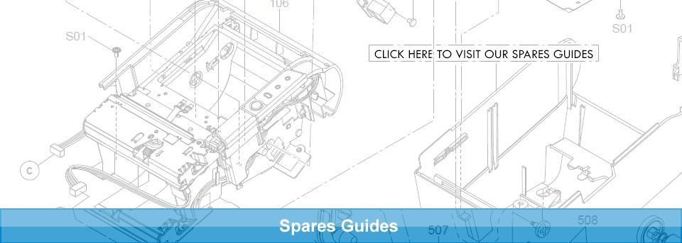 Spares Guide Bar